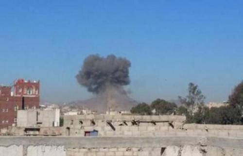 عشرات القتلى من الحوثيين في قصف للتحالف على مناطق تمركزهم في حيس والجراحى والحسينية بالساحل الغربي