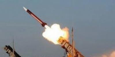 باتريوت التحالف يعترض صاروخا باليستيا في سماء مأرب