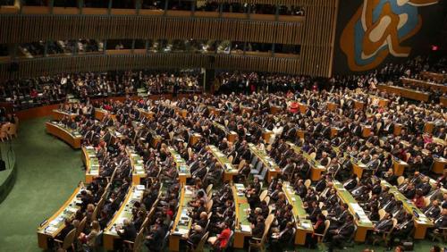 128 دولة دعمت القدس في الأمم المتحدة