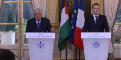ماكرون: قرار ترامب بشأن القدس أربك المنطقة