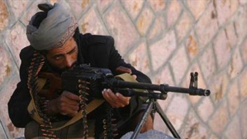 استشهاد شخصين برصاص قناص حوثي عقب خروجهما من مسجد في بيحان