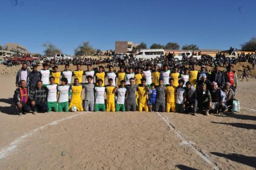 فريق راشد لوديه يكتسح فريق المصري المضو برباعية نظيفة ويتاهل للمربع الذهبي
