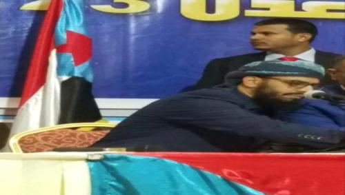 نائب رئيس الانتقالي الجنوبي يعلن عن قرب تشكيل وزارة دفاع جنوبية