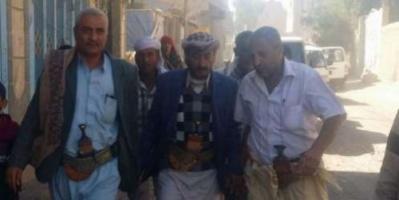 وصول قيادي مؤتمري كبير الى العاصمة عدن بعد افلاته من الحوثيين «الاسم»