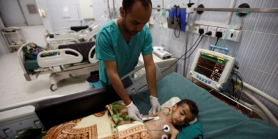 اليونيسف: عام 2017 كان مروعا لأطفال اليمن