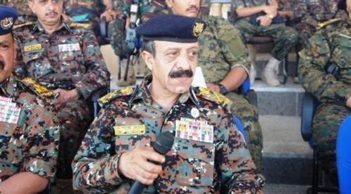 قائد الأمن المركزي سابقاً اللواء فضل القوسي يعلن انضمامه للشرعية