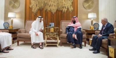 حزب الإصلاح يصف لقاءه بوليي عهد السعودية وابوظبي بنقطة تحول ويكشف طلبهما منه