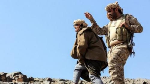 الجيش اليمني يسيطر على مواقع الميليشيات بعمق صعدة
