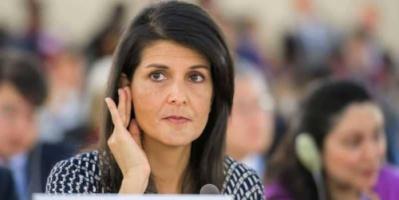 فضيحة المندوبة الأميركية.. في تسجيل صوتي بعد تصويت القدس