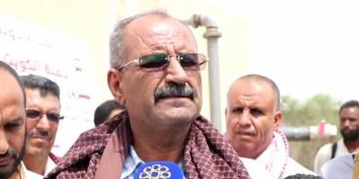 """محافظ الضالع السابق """" الجعدي"""" يعلق على قرار إقالته"""