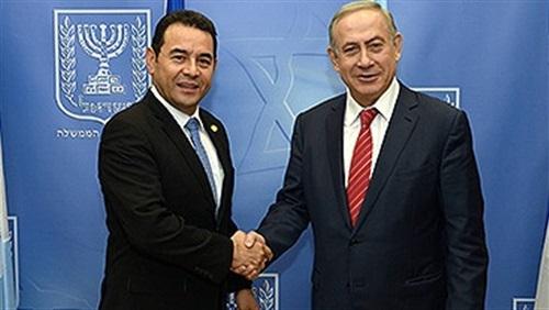 على خطى ترامب.. جواتيمالا تعادي العرب وتقرر نقل سفارتها بإسرائيل للقدس