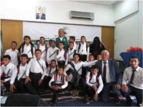 مركز سلمان للإغاثة يحتفل باختتام تأهيل الأطفال المجندين في عدة محافظات يمنية