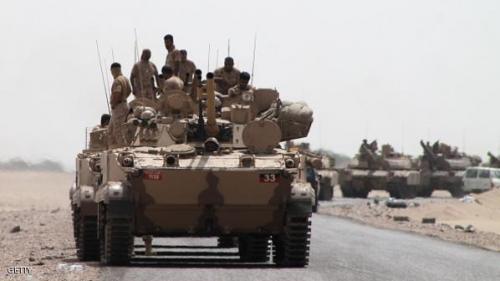 الجيش اليمني يتقدم على عدة جبهات بمساندة مقاتلات التحالف
