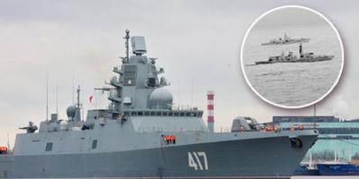 بريطانيا ترسل فرقاطة لمراقبة سفينة روسية