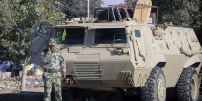 مصر.. إحباط هجوم على حاجز أمني في العريش
