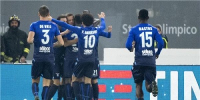 لاتسيو يهزم فيورنتينا ويصعد لقبل نهائي كأس إيطاليا