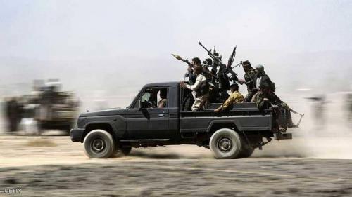 مقتل «3» قياديين حوثيين في حجة