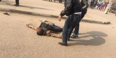 مصر: هجوم إرهابي على كنيسة مارمينا بحلوان