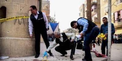 مصر.. داعش يعلن مسؤوليته عن هجوم الكنيسة في حلوان