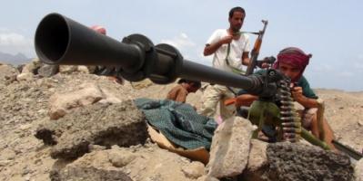 إندلاع اشتباكات عنيفة بين المقاومة الجنوبية والمليشيات بجبهة ثرة ومناشدات بسرعة الدعم والاسناد