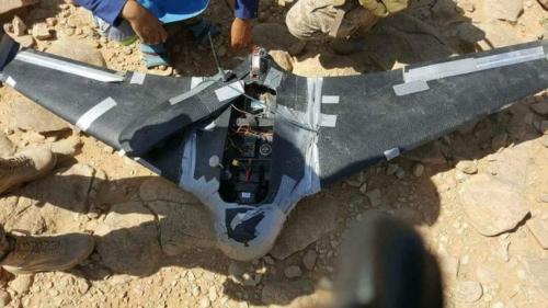 الحوثيون يزعمون اسقاط طائرة استطلاع تابعة للتحالف في حرض بحجة