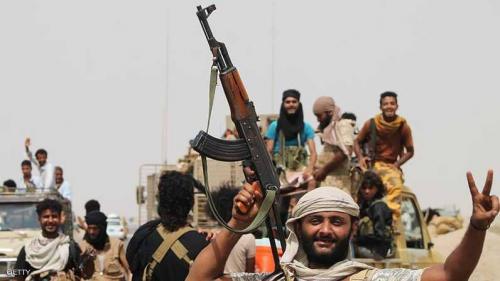 قوات الشرعية تسيطر على اليتمة في الجوف