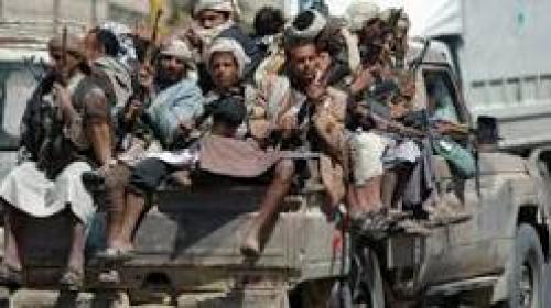 الحوثيون يستحدثون معسكراً ومواقع جديده شرقي تعز