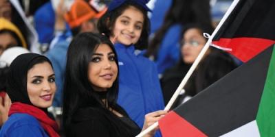 مشجعات كويتيات يرشحن مبخوت للقب أفضل لاعب في «خليجي 23»