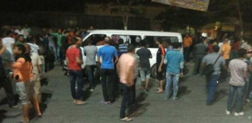 المجلس الانتقالي الجنوبي يدين الهجوم الإرهابي في حلوان المصرية