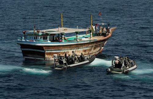 البحرية الاسترالية تؤكد أنها ضبطت أكثر من 8 أطنان من المخدرات  في بحر العرب