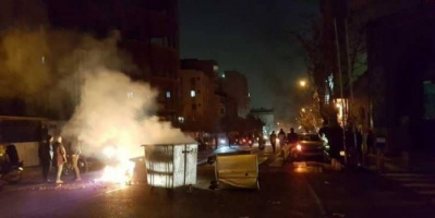 إيران تقيد مواقع التواصل لمواجهة الاحتجاجات