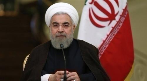أول تعليق للرئيس الإيراني على الاحتجاجات والمظاهرات التي تعمّ بلاده
