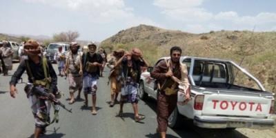 قبائل عنس تحذر ميليشيات الحوثي من الدخول إلى مناطقها في ذمار