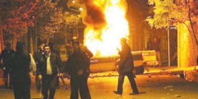 الحوزات ومقرات «الباسيج» هدف لاحتجاجات إيران