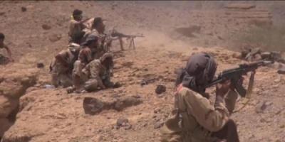 الجيش الوطني يتمكن من أسر قيادي حوثي رفيع في البيضاء