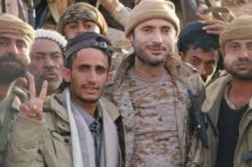 في جيش هادي .. اصغر قائد منطقة عسكرية في العالم