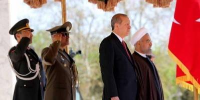 أردوغان.. والنفاق السياسي بين سوريا وإيران
