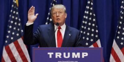 """ترامب: الشعب الإيراني سيحصل على دعم أمريكي """"في الوقت المناسب"""""""