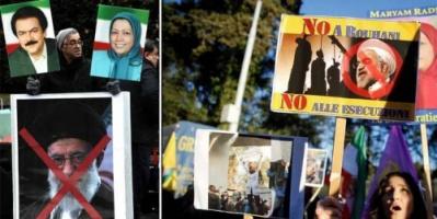 واشنطن تدرس فرض عقوبات على إيران بسبب قمع التظاهرات