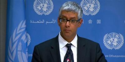 متحدث أممي: لا يوجد حل عسكري في اليمن وعلى جميع الأطراف الجلوس إلى طاولة المفاوضات