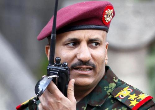 """العميد طارق نجل شقيق """"صالح"""" يكشف أنه على قيد الحياة"""