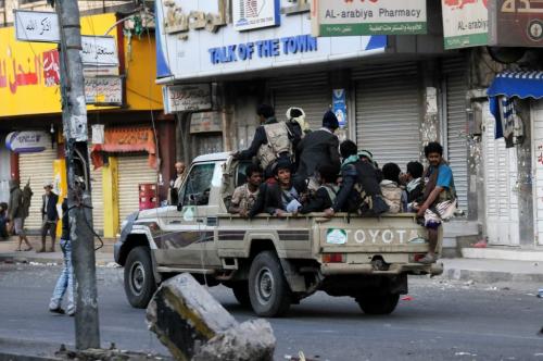 """""""واشنطن بوست"""".. هكذا تبدو صنعاء بعد شهر من مقتل صالح (ترجمة حصرية)"""