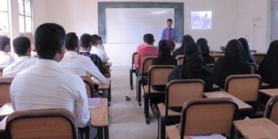 كلية التربية بالمكلا تنظم ندوة علمية بعنوان «صناعة التفكير الإبداعي»