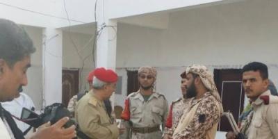 قائد الشرطة العسكرية ومحافظ لحج يدشنان أول دورة تدريبية لفرع الشرطة العسكرية بالمحافظة