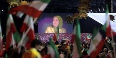 المعارضة الإيرانية تدعو مجلس الأمن لإدانة قمع الملالي