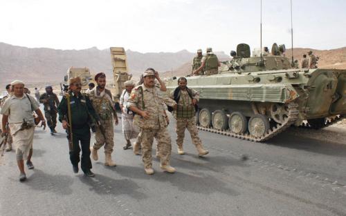 الجيش اليمني يحرّر «جبل القـعـيطة» الاستراتيجي في «متون» الجـوف