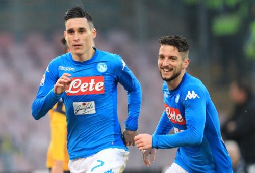 الدوري الإيطالي: نابولي يعزز صدارته وبونوتشي يعيد توازن ميلان