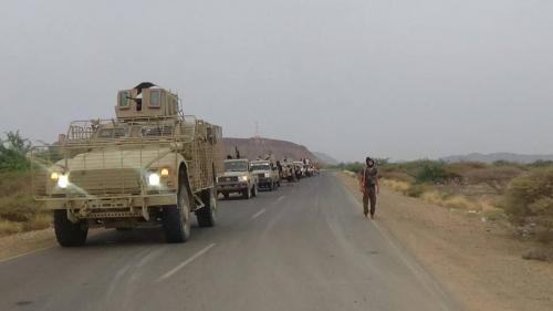 عشرات الحوثيين  يسلمون أنفسهم للجيش الوطني في جبهة الساحل الغربي بالحديدة