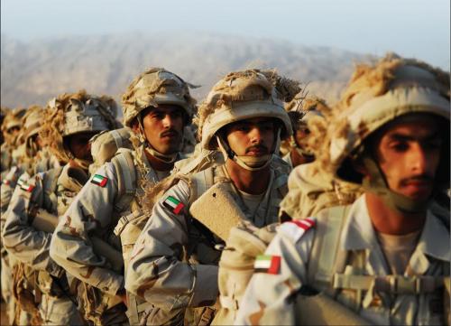 الإمارات تساهم بتخليص جنوب اليمن من كابوس الإرهاب
