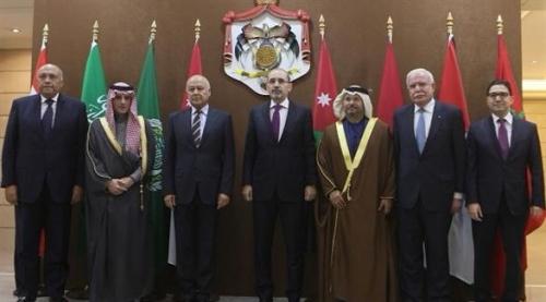 البيان الختامي لوزراء الخارجية بشأن تداعيات القرار الأمريكي